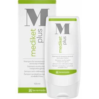 Mediket Plus šampón 100 ml