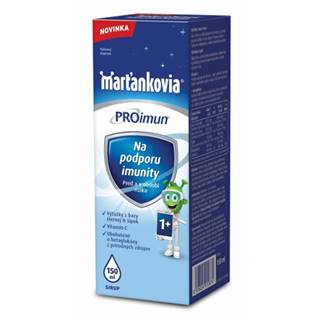 Walmark Marťankovia Proimun sirup 150 ml