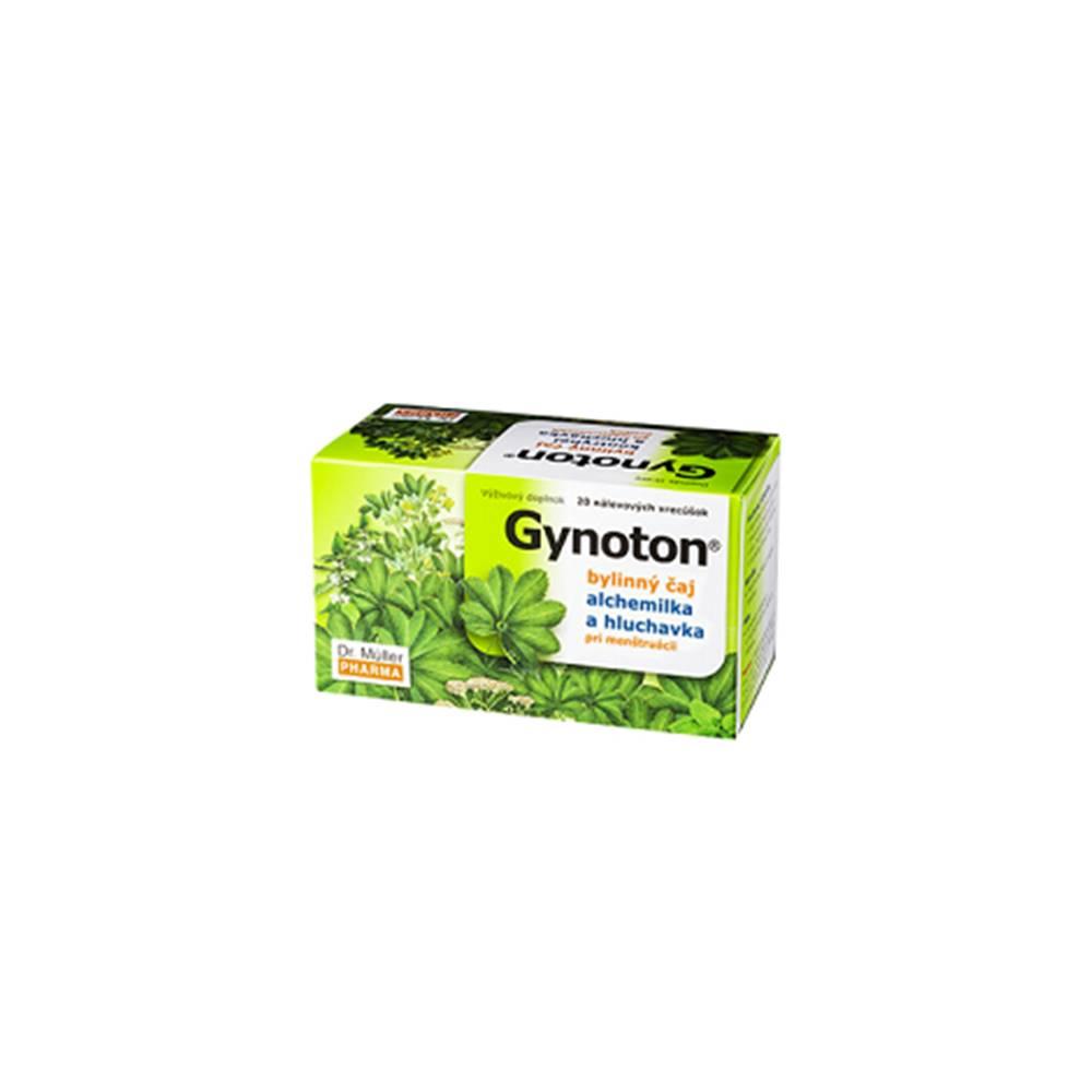 Dr. Müller Gynoton bylinný čaj 20 x 1,5 g