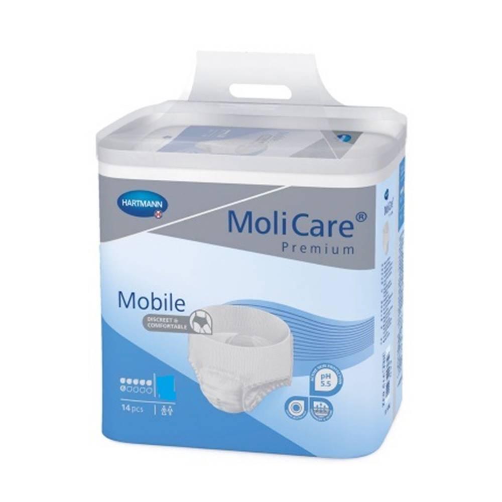MoliCare Premium Mobile 6 kvapiek S  plienkové nohavičky naťahovacie 14 ks