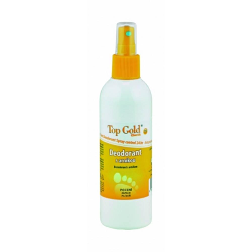 TOP GOLD Deodorant s arnikou a Tea tree oil 150 g