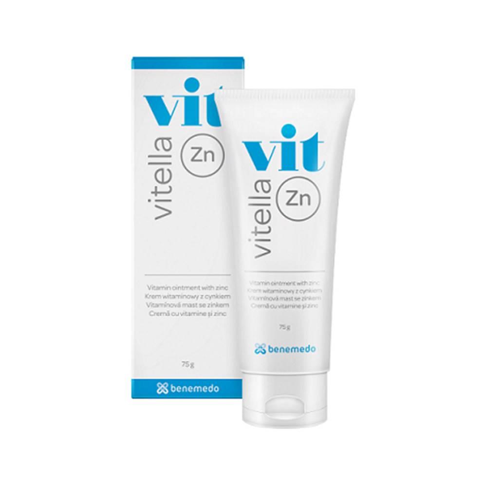 Vitella Zn vitamínová masť so zinkom 75 g