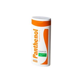 Dr. Müller Panthenol šampón mastné vlasy 250 ml