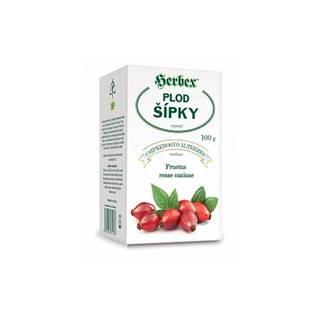Herbex Plod šípky sypaný čaj 100g