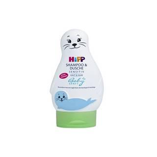 """Hipp Baby SANFT Šampón """"Vlasy & Telo"""" 200 ml"""