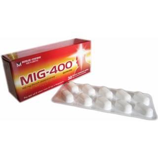 MIG-400 10 tbl