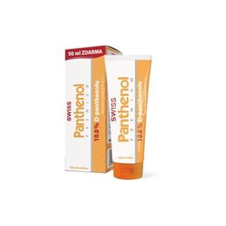 SWISS Panthenol PREMIUM telové mlieko 200 + 50 ml