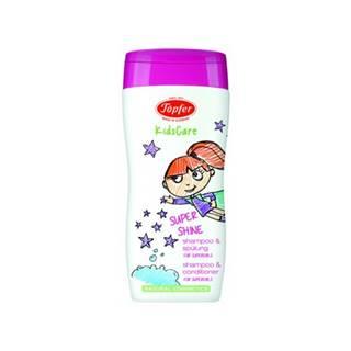 Töpfer Kids Care šampón a kondicionér pre dievčatá 200 ml