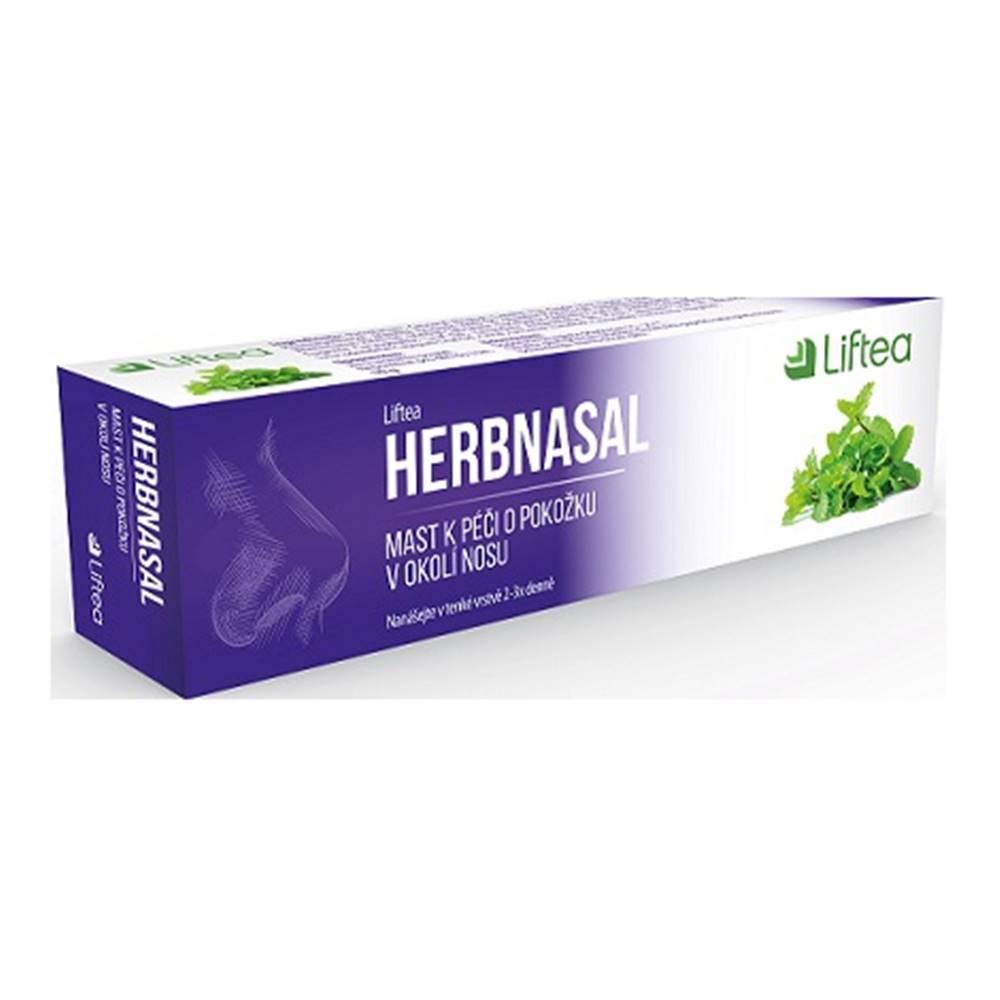Liftea Herbnasal masť na starostlivosť o pokožku v okolí nosa 10 g