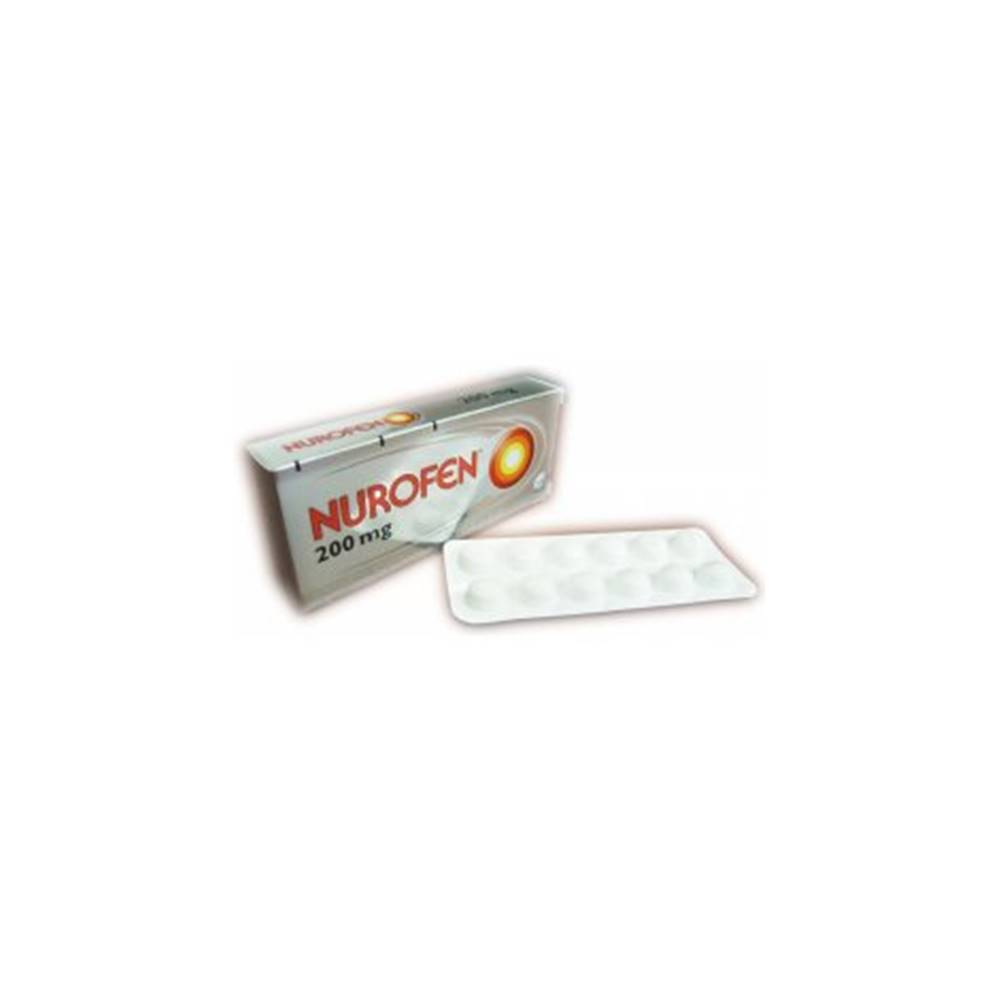 Nurofen 200 mg 24 tabliet