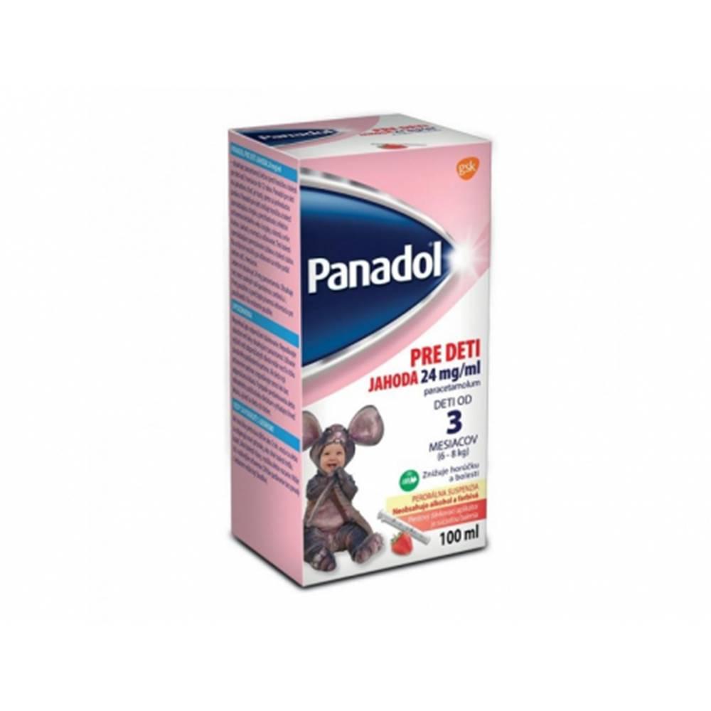 Panadol Baby perorálna suspenzia 100 ml