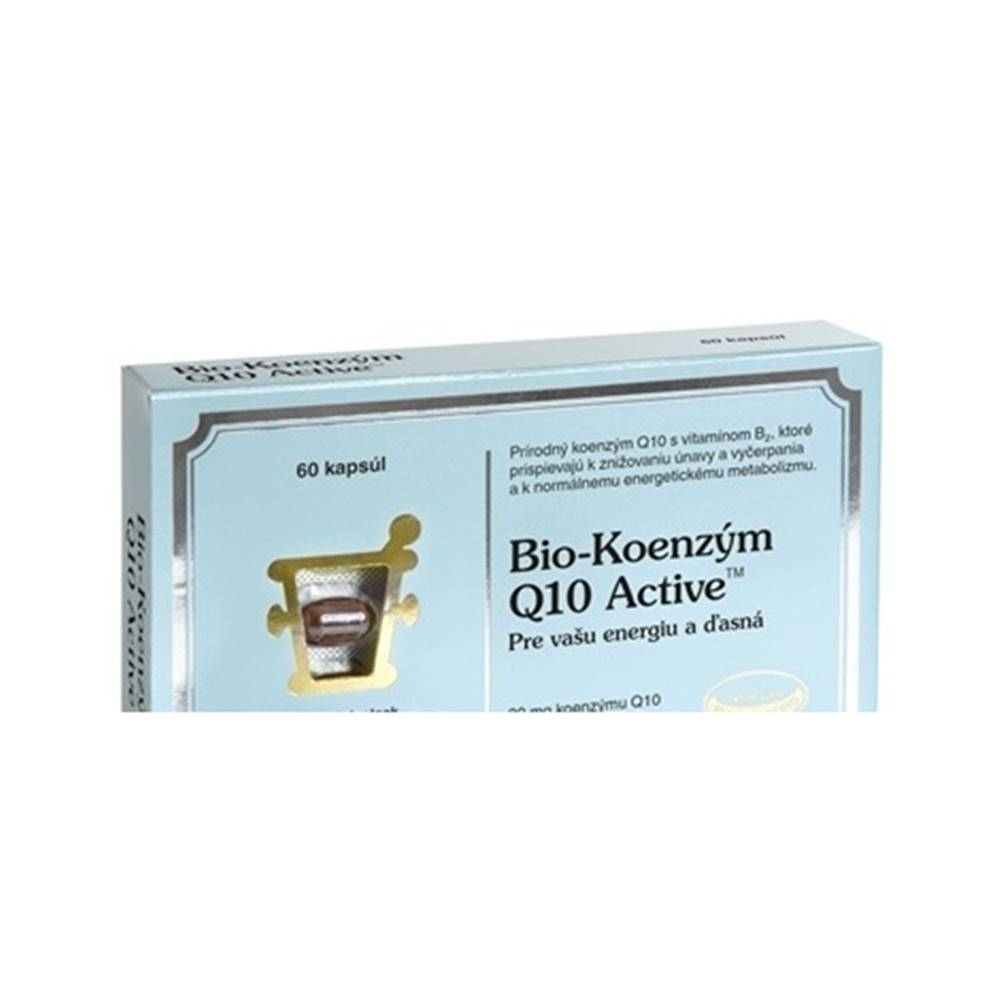 Pharma Nord Bio-Koenzým Q10 Active 60cps