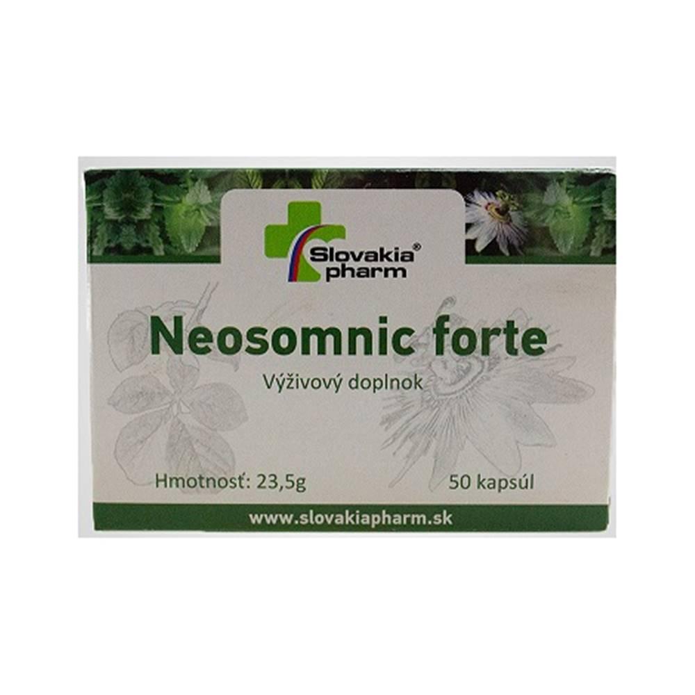 Slovakiapharm Neosomnic forte 50 cps