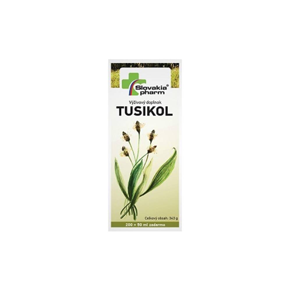 Slovakiapharm Tusikol sirup 200 + 50 ml
