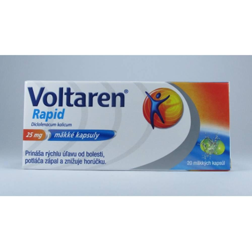Voltaren Rapid 25 mg 20 mäkkých kapsúl