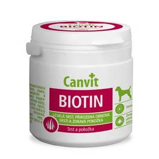 Canvit Biotin pre psa do 25kg 230 g