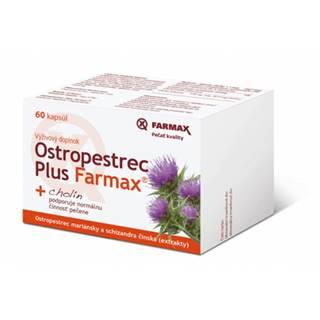 Farmax Ostropestrec Plus cps 60