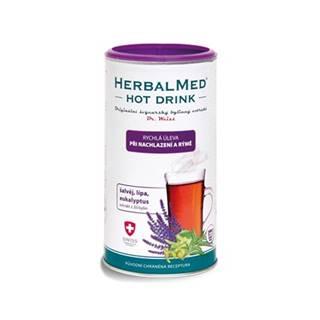 HERBALMED Hot drink Dr Weiss nachladnutie a nádcha 180g