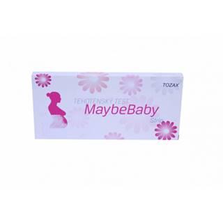 MaybeBaby midstream 2v1 tehotenský test 2 ks