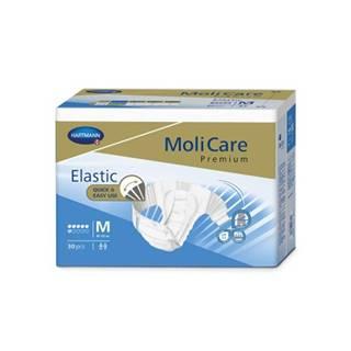 MoliCare Premium Elastic 6 kvapiek M plienkové nohavičky zalepovacie 30 ks