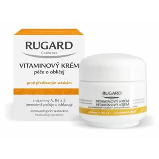 Rugard Vitamínový krém proti predčasným vráskam 50 ml