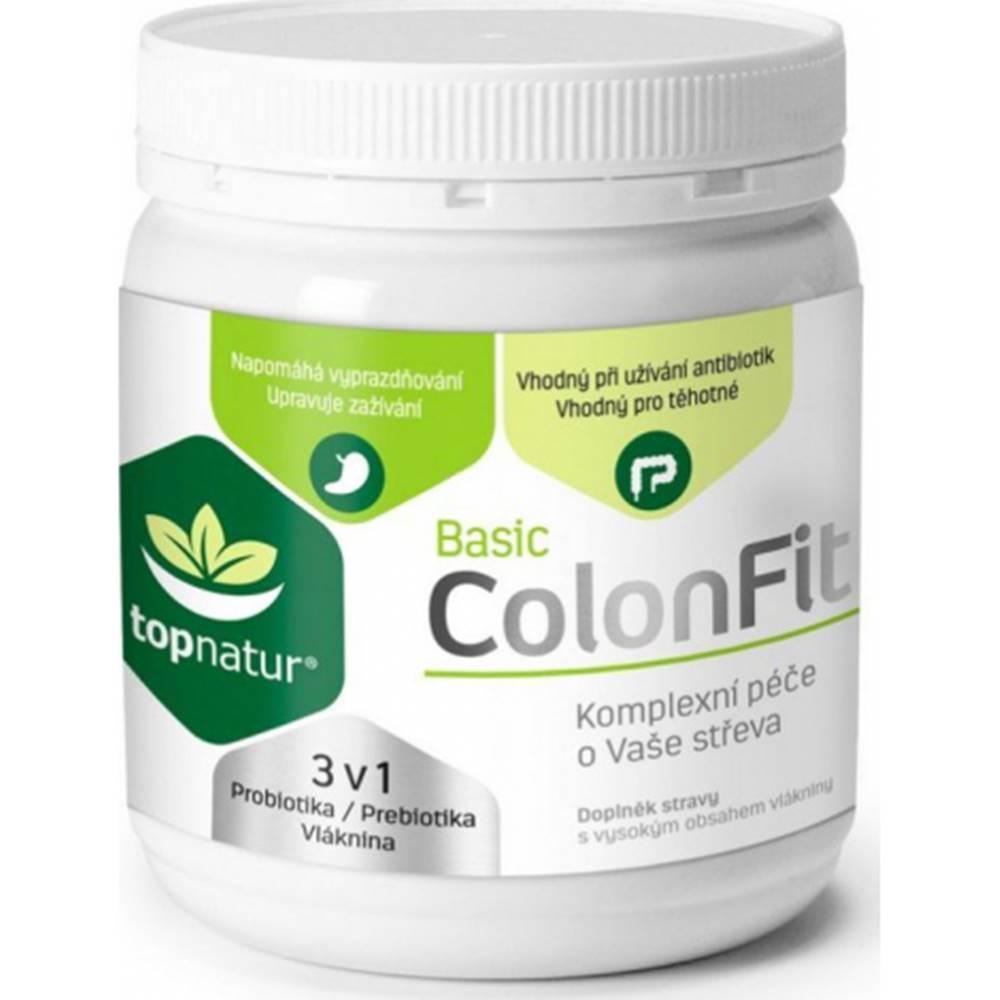 ColonFit Basic vláknina 180 kapsúl