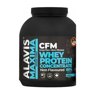 ALAVIS Maxima Srvátkový proteínový koncentrát 80% prášok 2200 g