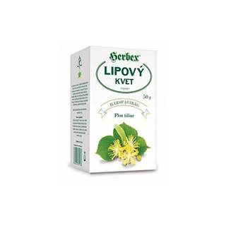 Herbex Lipový kvet sypaný čaj 50 g