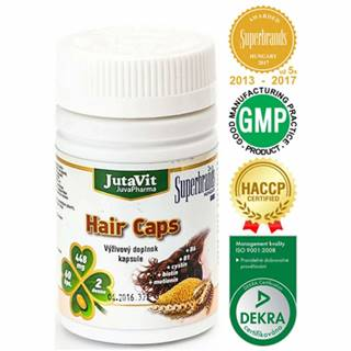 JutaVit Hair Caps 60 cps