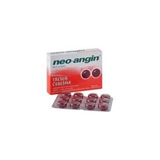 Neo-angin čerešňa 24 pastiliek