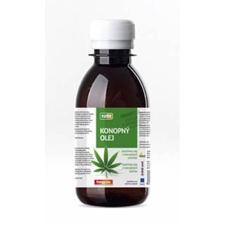VIRDE KONOPNÝ OLEJ rastlinný olej 200 ml