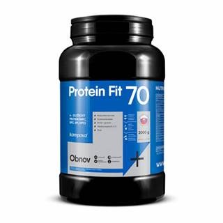 KOMPAVA ProteinFit 70 vanilka 66 dávok