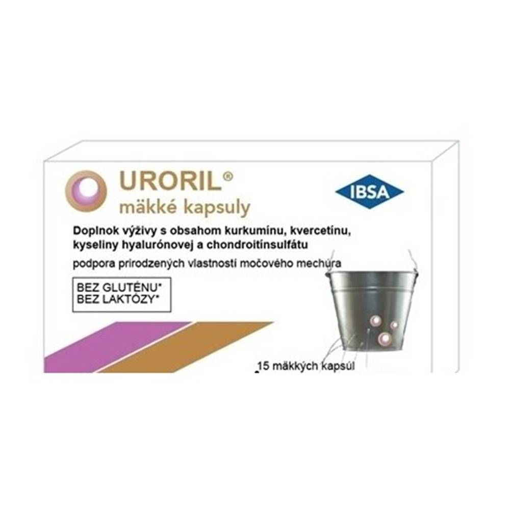Uroril 15 cps
