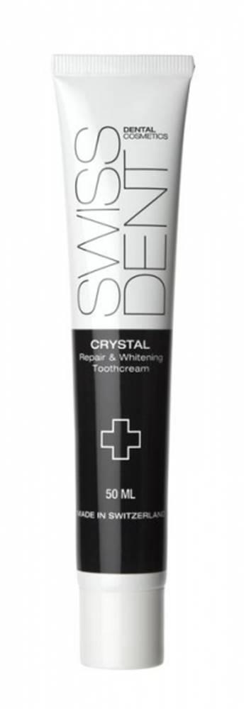 SWISSDENT SWISSDENT CRYSTAL regeneračný zubný krém