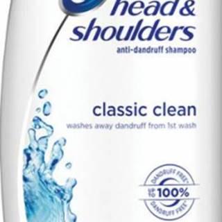 Head&shoulders  šampón classic clean d