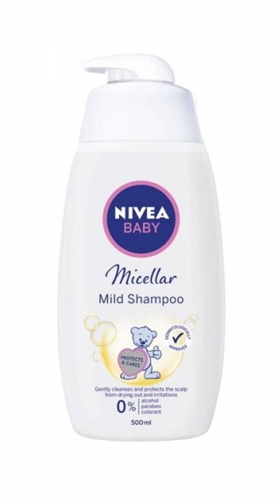 Nivea Nivea Baby micelárny šampón
