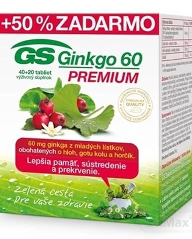 Vitamíny a minerály GS
