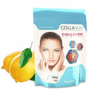 Collango hovädzí hydrolyzovaný kollagén PEPTAN citrón