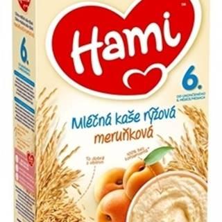 Hami mliečna kaša ryžová marhuľová