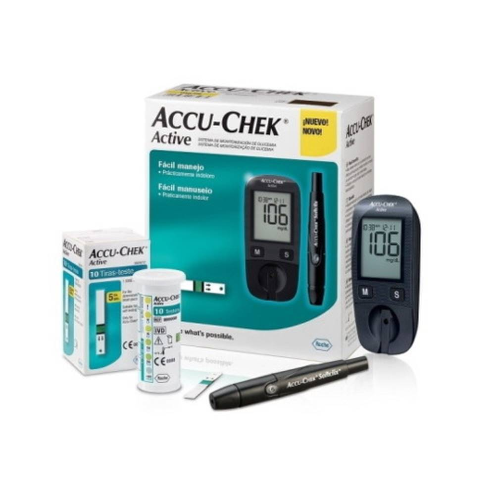 Accu-chek ACCU-CHEK Active Kit set