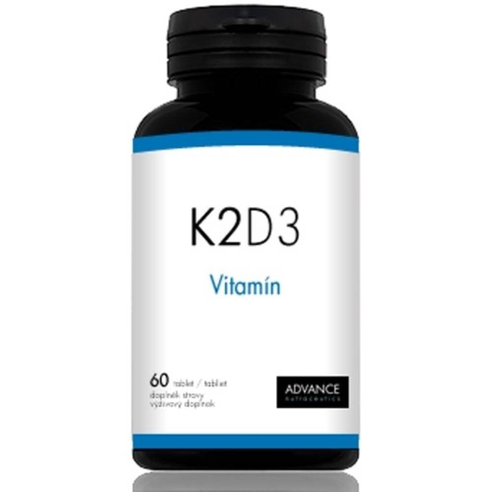 Advance ADVANCE K2D3 Vitamín 60 tabliet