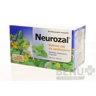 DR. MÜLLER Neurozal na upokojenie 20 x 1,5 g