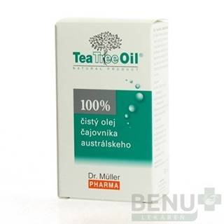 Dr. Müller Tea Tree Oil 100% čistý 30ml