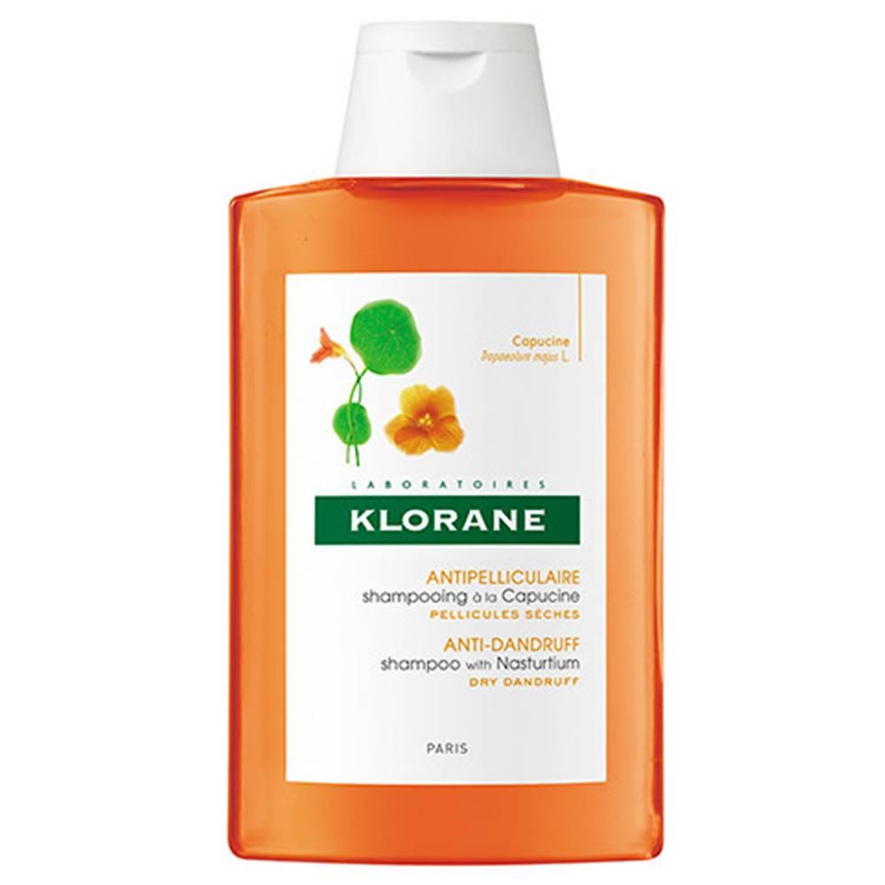 Klorane KLORANE Šampón s výťažkom z kapucínky 200ml