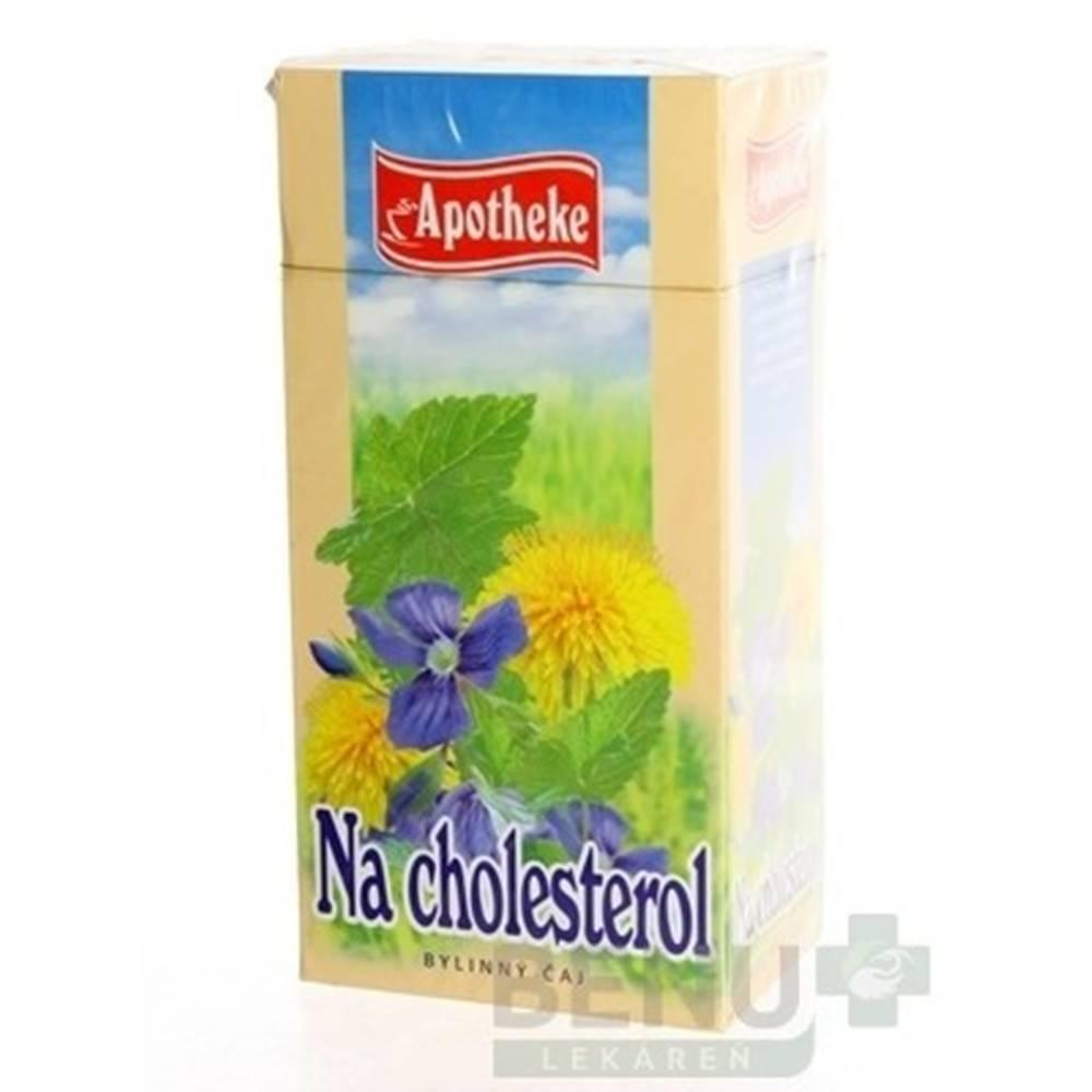 Apotheke APOTHEKE Čaj na cholesterol 20 x 1,5 g