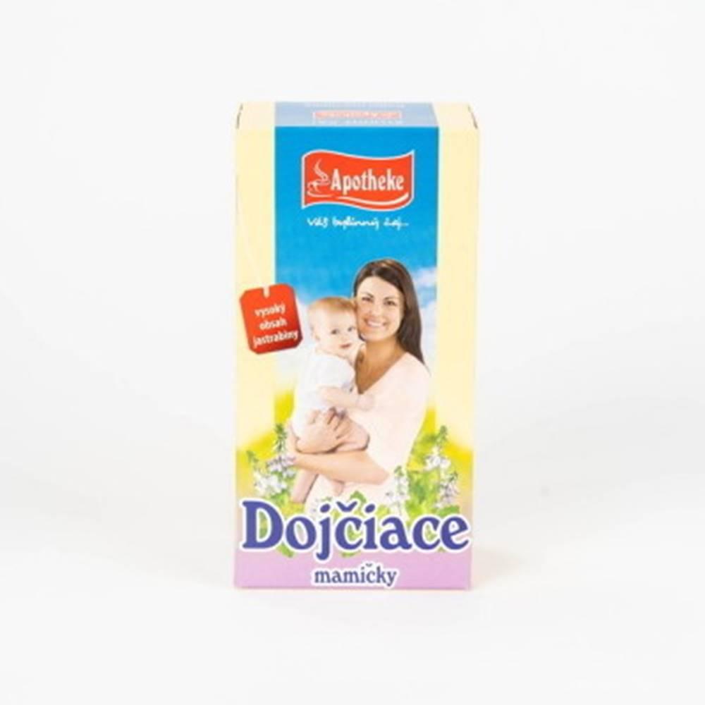 Apotheke APOTHEKE Čaj pre dojčiace matky 20 x 1,5 g