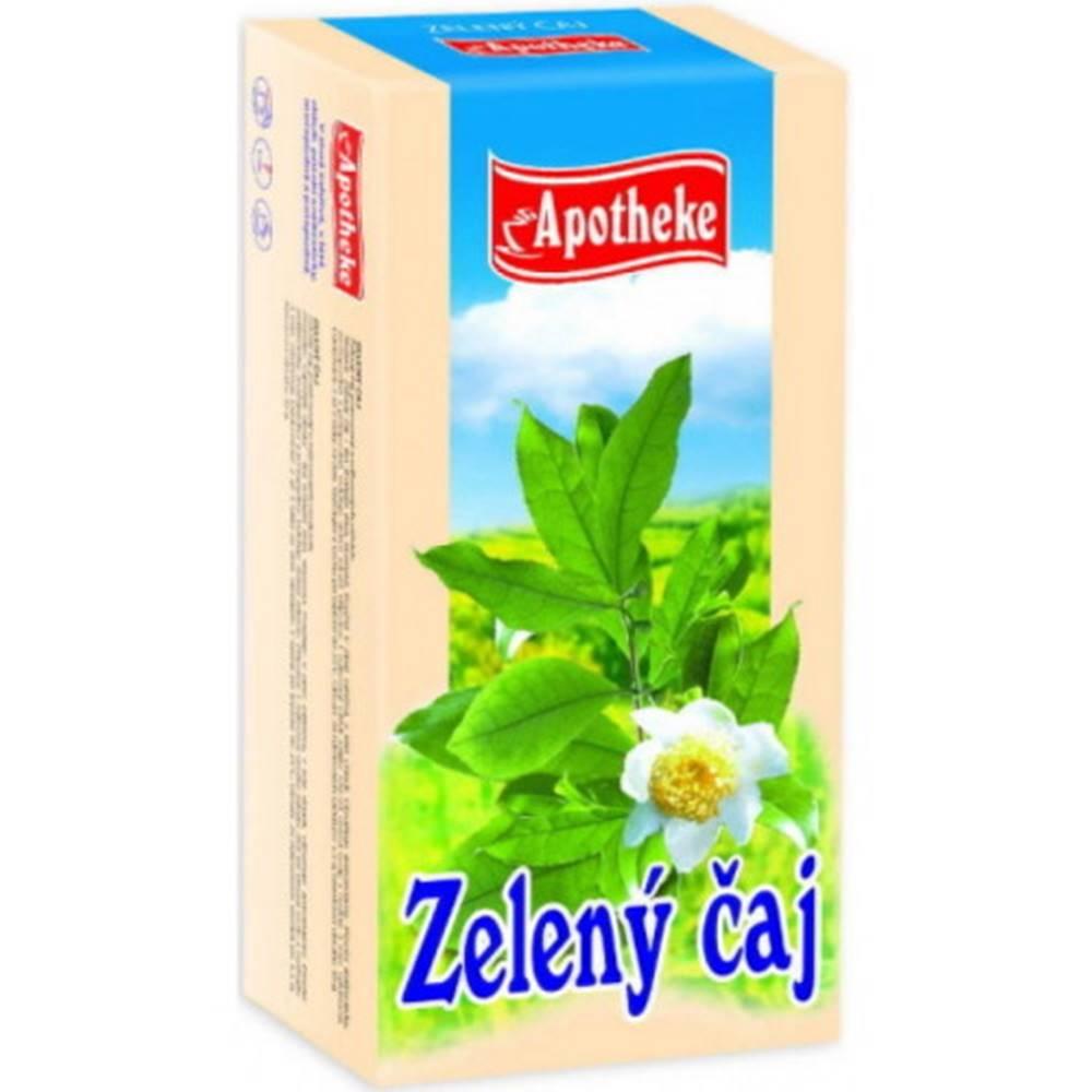 Apotheke APOTHEKE Zelený čaj 20 x 1,5g