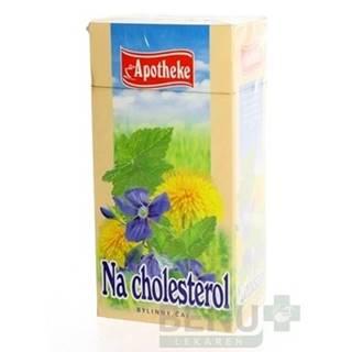 APOTHEKE Čaj na cholesterol 20 x 1,5 g