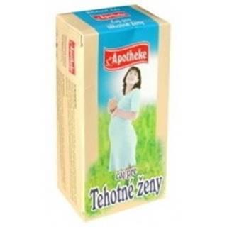 APOTHEKE Čaj pre tehotné ženy 20 x 1,5 g