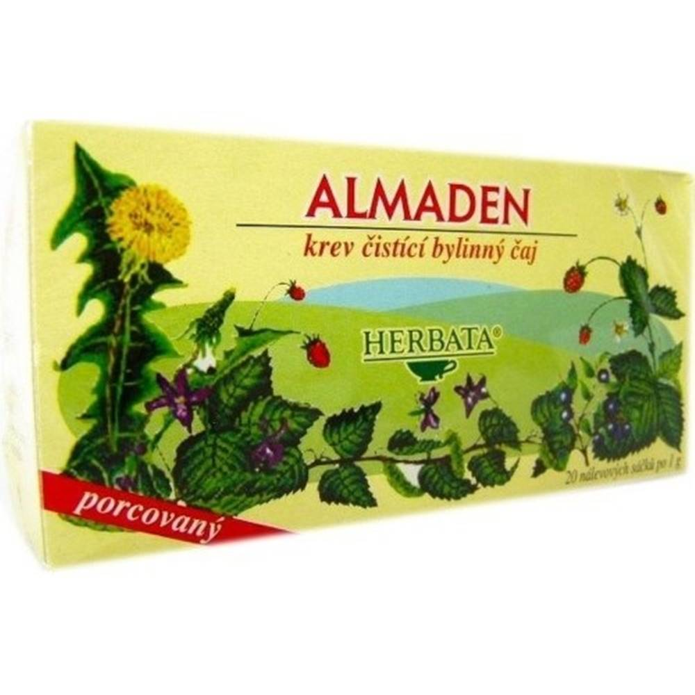 Herbata HERBATA ALMADEN 20x1g